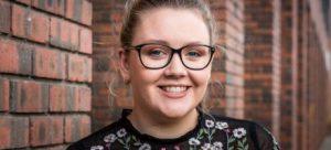 Laura Brady - UrbanVolt scholarship recipient 2017/18