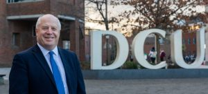 Joe Quinsey, CEO, DCU Educational Trust